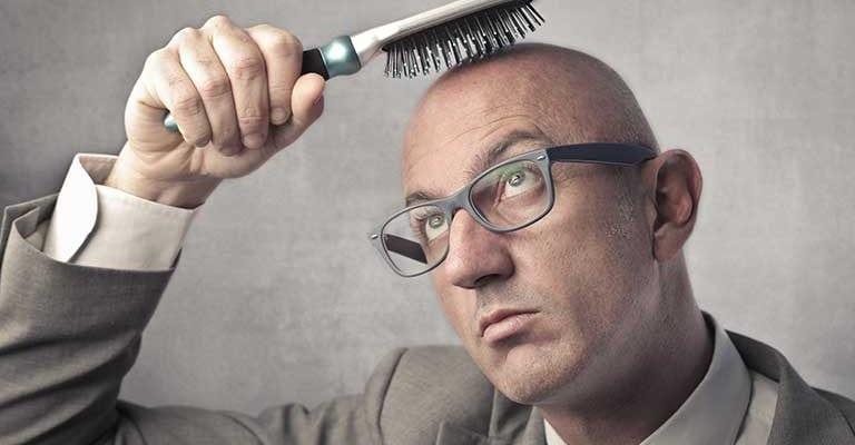 Помага ли присаждане на коса